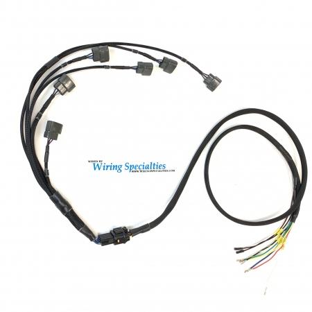Wiring Specialties Toyota 1ZZ Smart Coil Conversion Harness for 1JZGTE / 2JZGTE VVTi - PRO Series