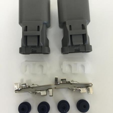 Wiring Specialties LS1 Fan Connector Pair Kit (Fan Side)