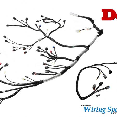 Wiring Specialties 300ZX VG30DE(TT) Wiring Harness COMBO - OEM SERIES